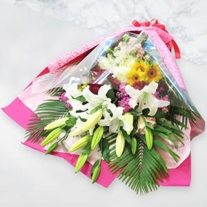 季節のおまかせ花束(おまかせ)【全国配送】